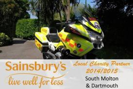 Freewheelers partnership with Sainsburys