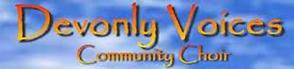 Devonly Voices Community Choir